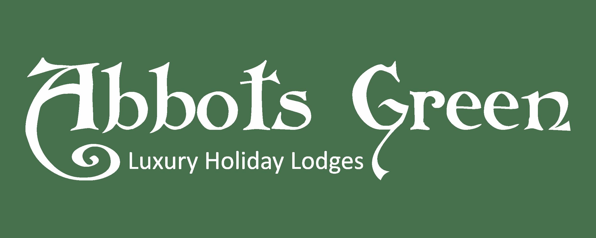Abbots Green Landscape Logo WHITE