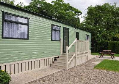Carnaby-Cascade-Hire-Caravan-Outside-Area