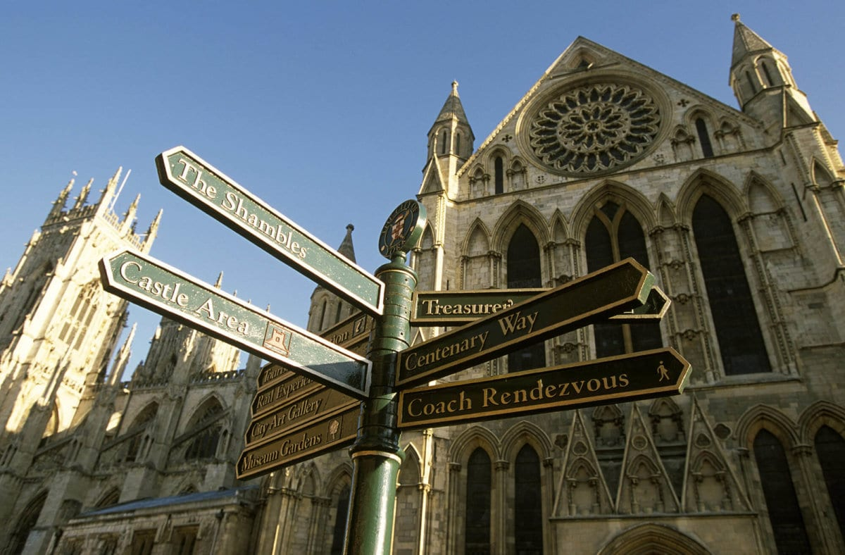 Things to do in North Yorkshire - Visit York