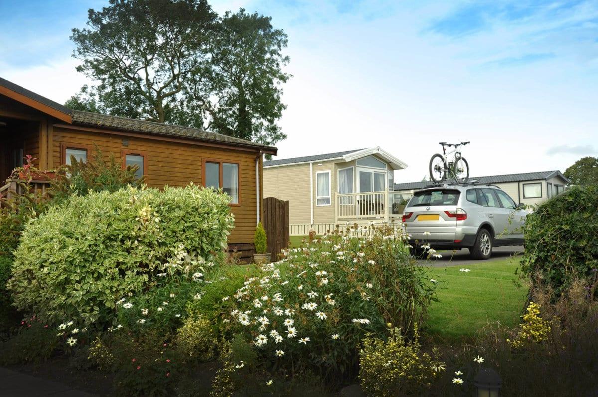 Holiday homes near Thirsk at York House Holiday Park - YHL Parks