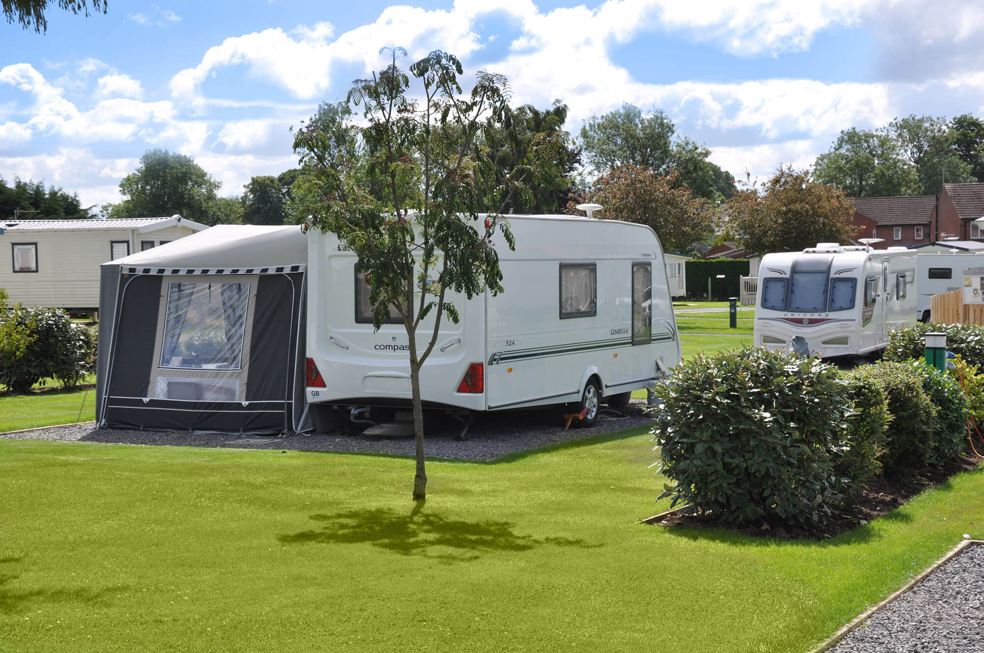 York House Holiday Park Hire Caravans