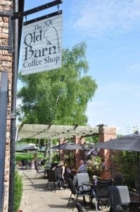 Old Barn Coffee Shop in Thirsk