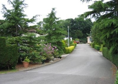 Quarry Moor Residential parks in Ripon