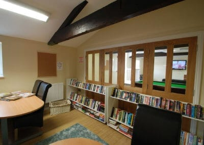 Holiday homes in Boroughbridge - Old Hall Library