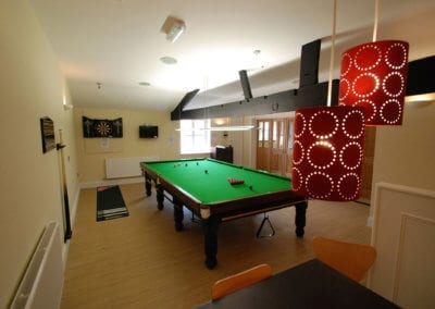 Holiday homes in Boroughbridge - Old Hall Snooker Room