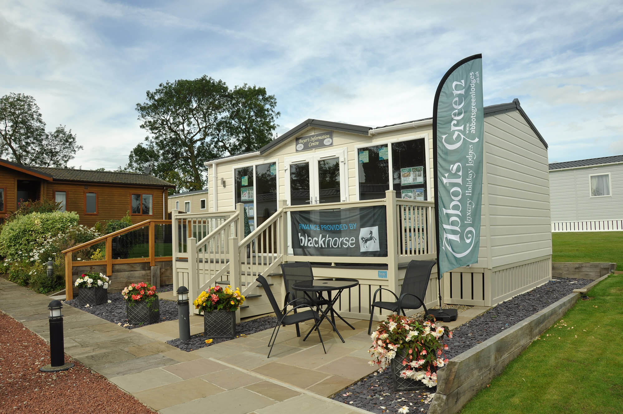 yorkshire holiday home static homes and lodges york house leisure