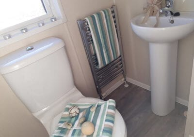 Willerby Winchester BB8 Toilet