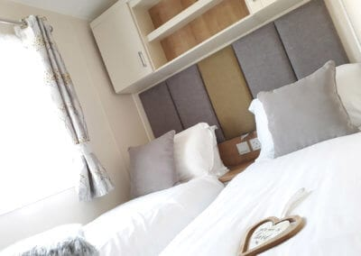 Willerby Winchester BB8 Twin Bed