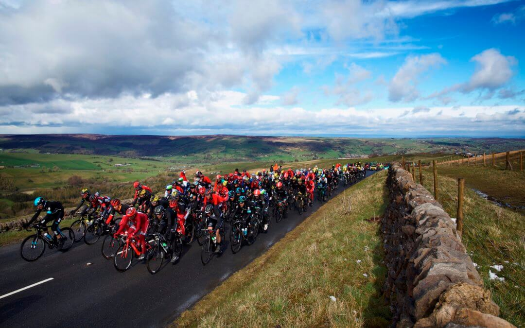 Tour de Yorkshire 2018: York House residents join the action