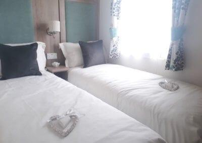 St. David Twin Bedroom