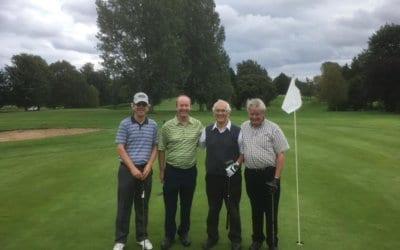 Golfers tee off to compete for YHL title