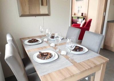 new 2019 Pemberton Regent Dining