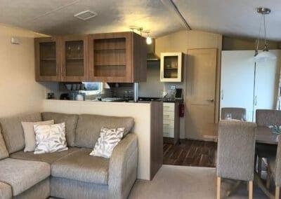SS Willerby New Hampton Lounge Diner Kitchen