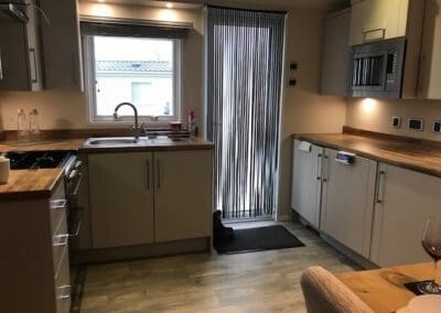 Willerby Winchester 2016 Kitchen 1