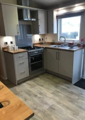 Willerby Winchester 2016 Kitchen 2