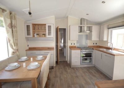 Willerby Winchester 2016 Lounge Diner 2