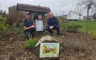 Gold award for our wildlife conservation work
