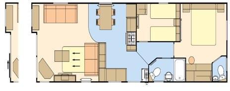 Atlas Debonair Floor Plan