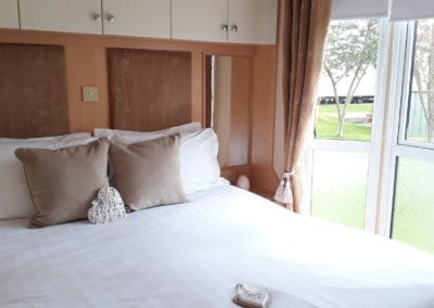 YHHP 2008 Willerby Aspen Double Bed