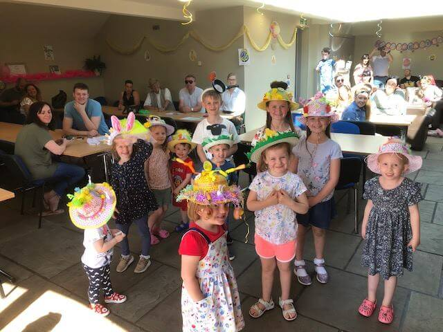 Easter fun at York House Holiday Park