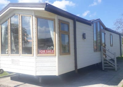 2008 Willerby Aspen MP5 Exterior