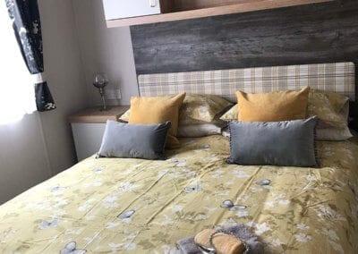 Swift Bordeaux 2019 Double Bed