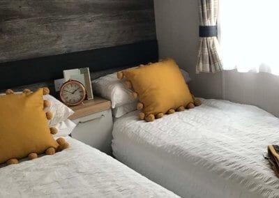 Swift Bordeaux 2019 Twin Bed