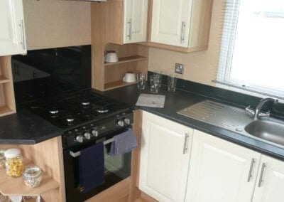 OH Willerby Leven 2012 PO Kitchen