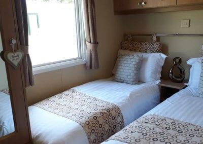 YHHP 2011 BK Bluebird Sheraton Twin Bedroom