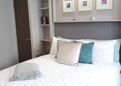 YHHP 2019 Willerby Sheraton Double Bed
