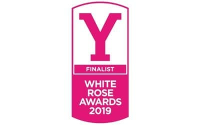 We've been shortlisted in the White Rose Awards!