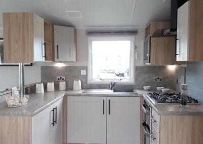 YHHP 2019 Willerby Manor Kitchen