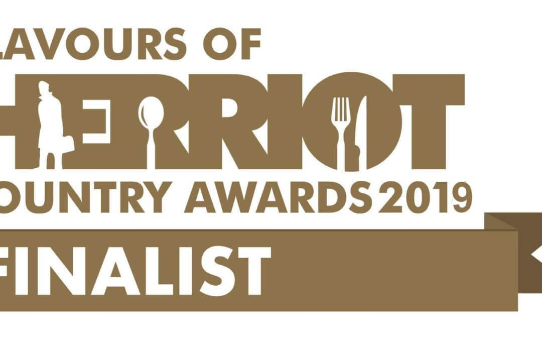 Triple finalist in the Herriot Awards!
