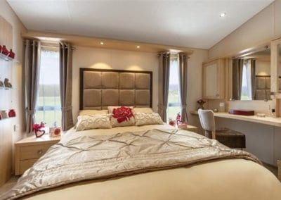 Willerby Atlanta 2013 Double Bed