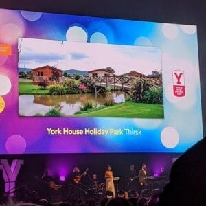best holiday parks in Yorkshire White Rose Awards