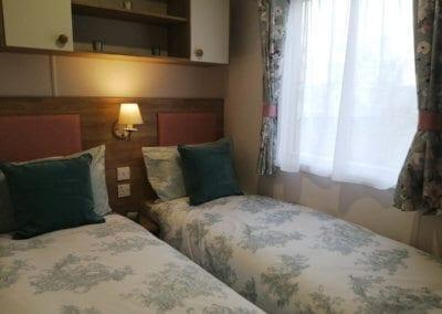 2020 ABI Wimbledon Twin Bed