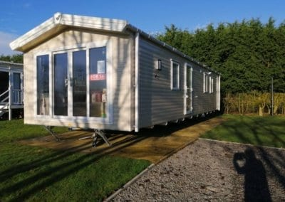 YHHP 2020 Willerby Linwood Exterior