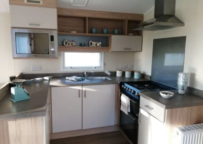 YHHP 2020 Willerby Linwood Kitchen