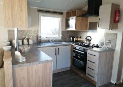 YHHP 2020 Willerby Manor Kitchen