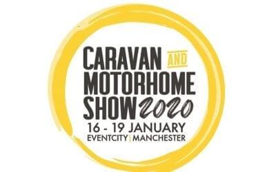Visit us at the Caravan & Motorhome Show 2020