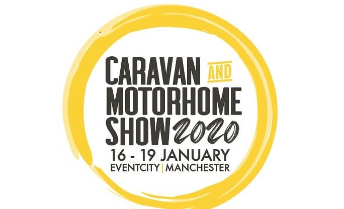 caravan and motorhome show 2020