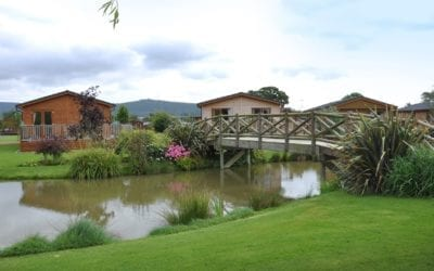 Things we love about Abbots Green Luxury Lodges