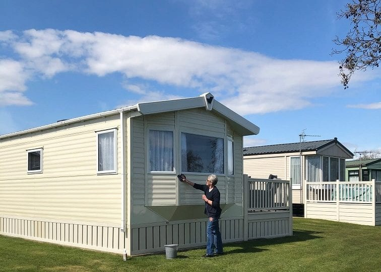 Own holiday home Yorkshire