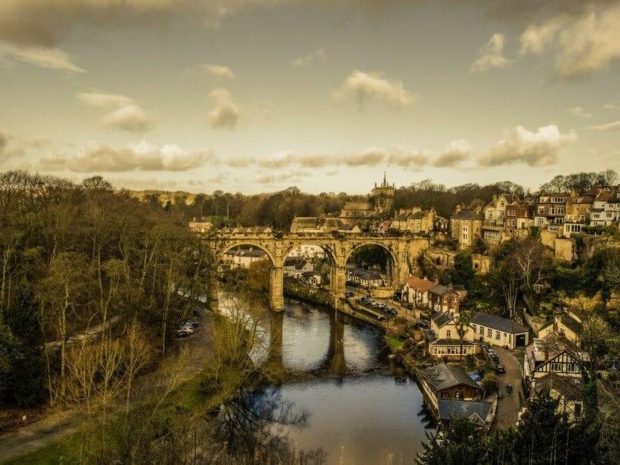 English-Tourism-Week-Knaresborough-Viaduct-North-Yorkshire